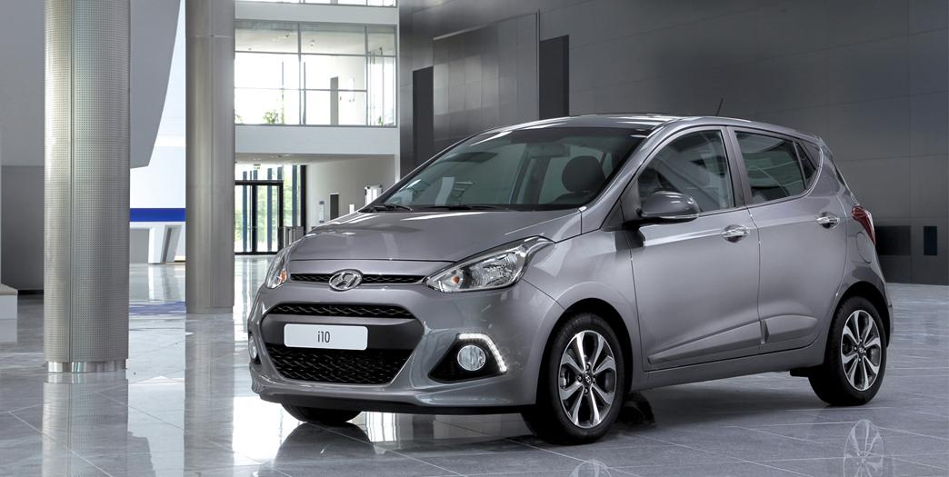 Hyundai İ10