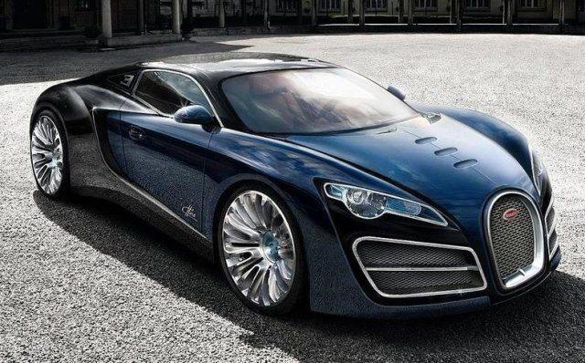 Yeni Bugatti Chiron