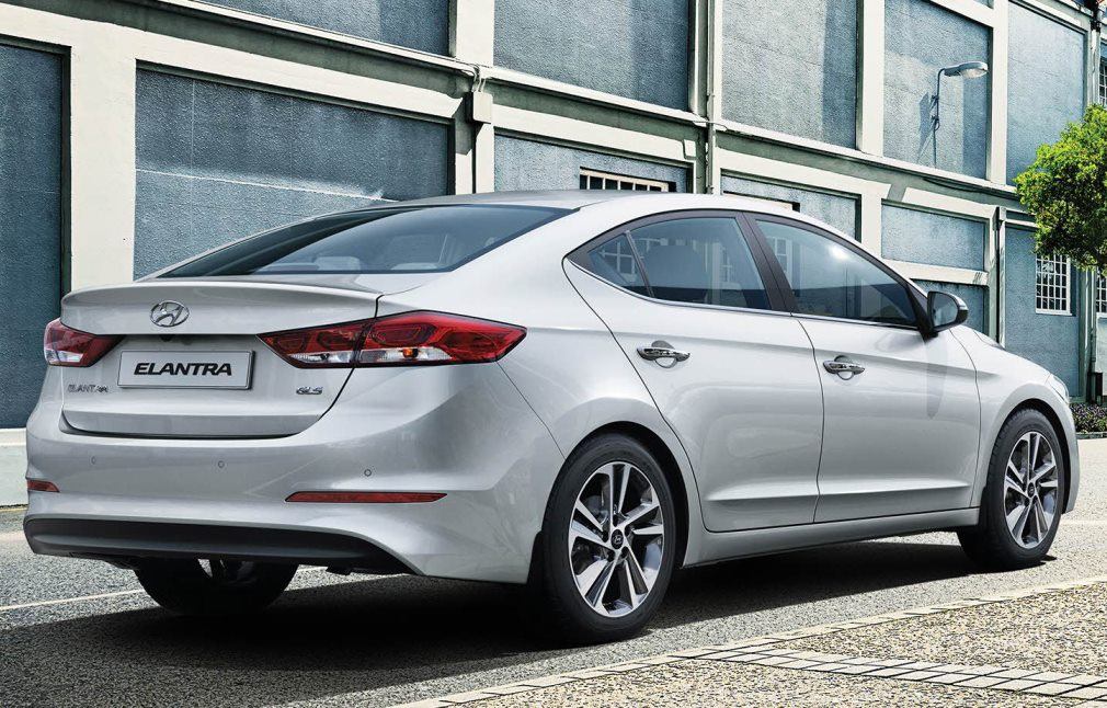 Yeni Hyundai Elentra