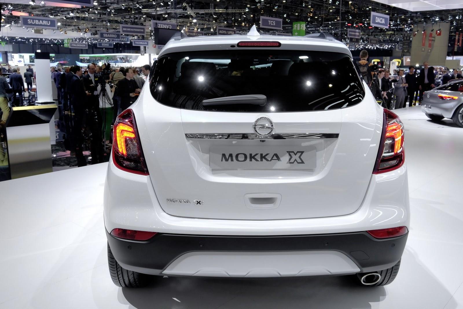 Yeni Opel Mokka X