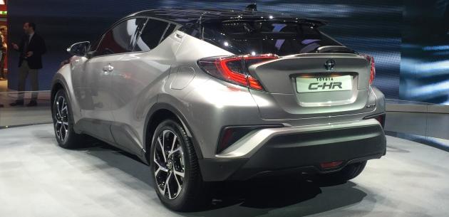 toyota ch-r teknik Özellikleri ve motor seçenekleri | araba