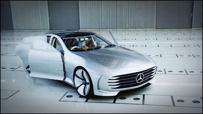 Mercedes-teknoloji-ekipmanları
