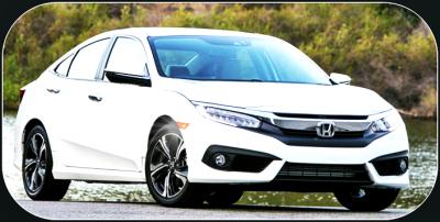 2016 honda civic lx manual sedan