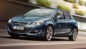 2015 Model Opel Astra HB