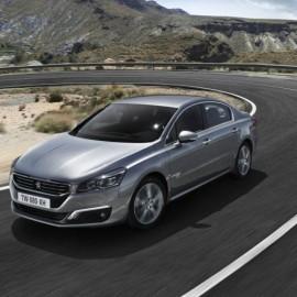 Yeni 1.6 Dizel Otomatik Peugeot 508