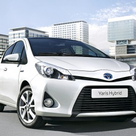 Yeni Toyota Yaris Hybrid Modellerinde Düşük Faizli Kredi Fırsatı