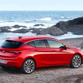 2016 Opel Astra Modeli