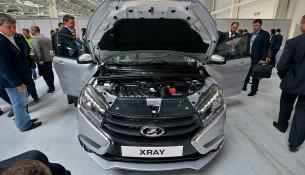 Lada Xray Motor Seçenekleri