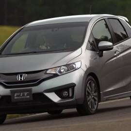 Yenilenen Honda Jazz