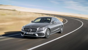 2016 Mercedes C 180 Coupe AMG