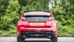 2016 Honda Civic Type-R GT